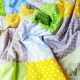 """Пачуърк одеяло с полар за бебе """"Йоан"""""""