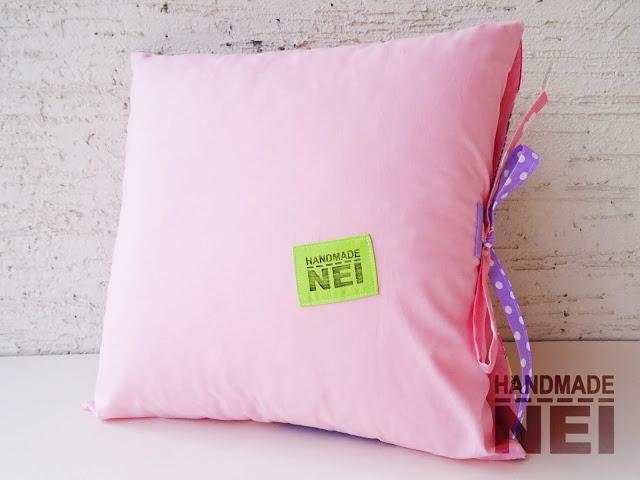 """Пачуърк калъфка за възглавница """"Ангелiнка"""" - Handmade Nel"""