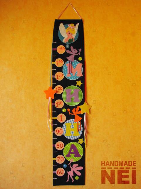 """Метър за дете """"Мина"""" - Handmade Nel"""