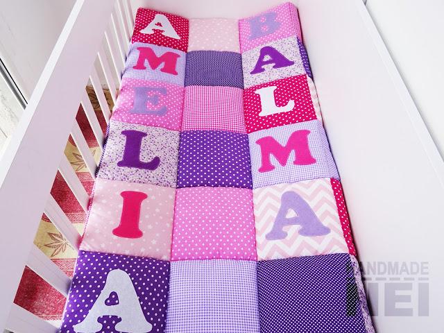 """Детско шалте """"Amelia и Balma"""" - Handmade Nel"""