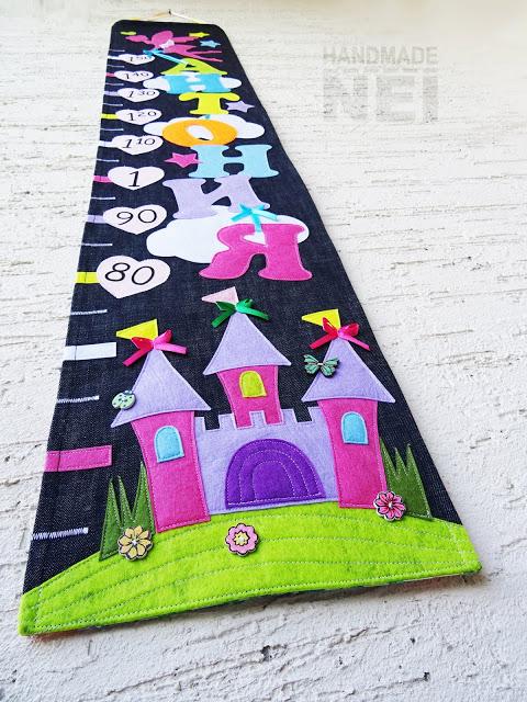 """Метър за дете """"Антония"""" - Handmade Nel"""