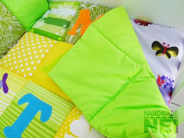 """Детско шалте """"Матео"""" - Handmade Nel"""
